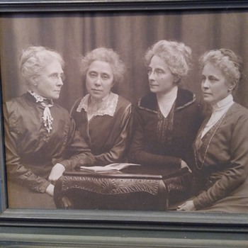 Old Photograph of Well Known Ladies? - Photographs