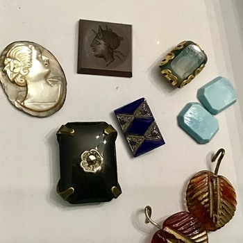 Old pieces  - Fine Jewelry