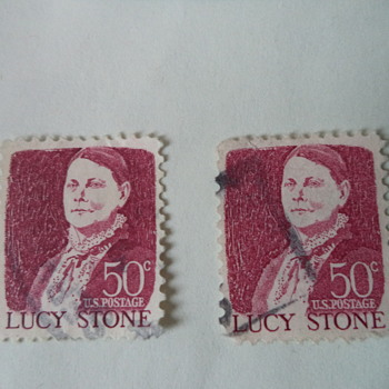Lucy Stone 50cent USA Stamp