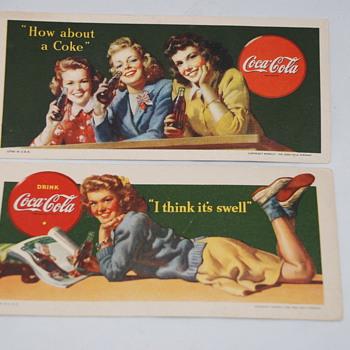 Coca Cola Coaster? 1942 - Coca-Cola