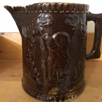 Stoneware Mug Brown glaze - Kitchen