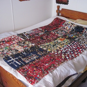buttons from the past - Rugs and Textiles