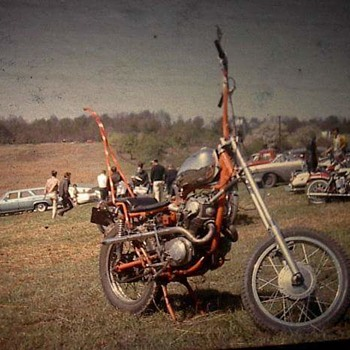 Chopper and Racing in the 1960's  - Motorcycles