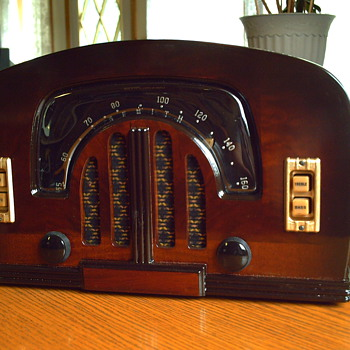 1942 zenith 6d2615 am radio - Radios