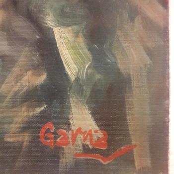 Garna - A Painter of Women - Fine Art