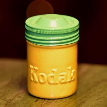 Kodak Film Canister - Cameras