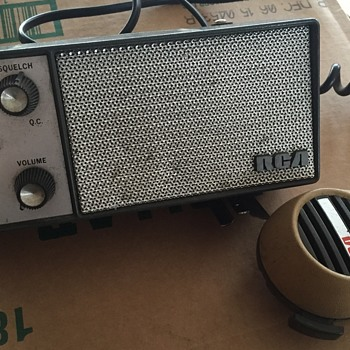 What MODEL vintage RCA is this?