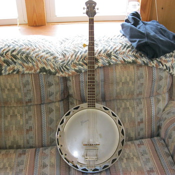Framus Banjo model 77549-67b