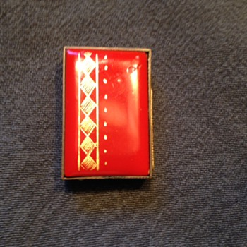 Japanese Lacquer Box from WWII Era