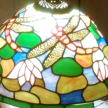is it a tiffany - Lamps