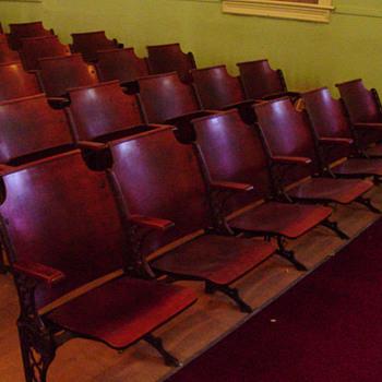 Church Seats - Furniture