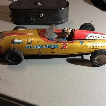 Go Golden Racer Go  - Toys