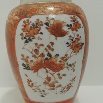 Urn, Japanese?  - Asian