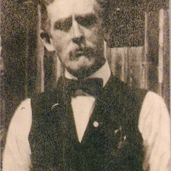 Great grandfather, circa 1915 - Photographs