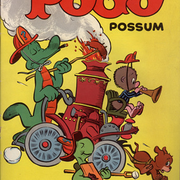Pogo No. 13, 1953 - Comic Books