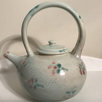 Ceramic Teapot  - China and Dinnerware