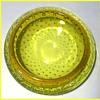 Canary Yellow -- Murano Art Glass Bowl