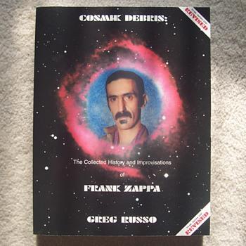 Frank Zappa.....cont. - Books