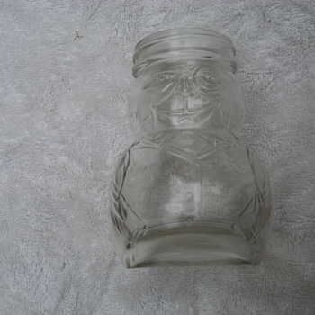 Can anyone tell me who or what this is? - Bottles