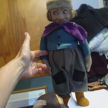 Early Lenci Doll # 103 Dutch Man