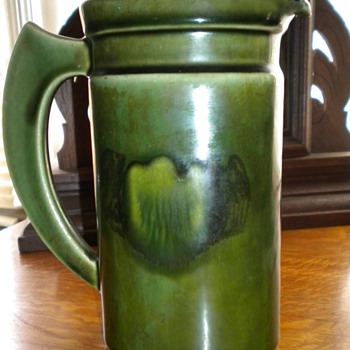 Pottery Pitcher - Pottery
