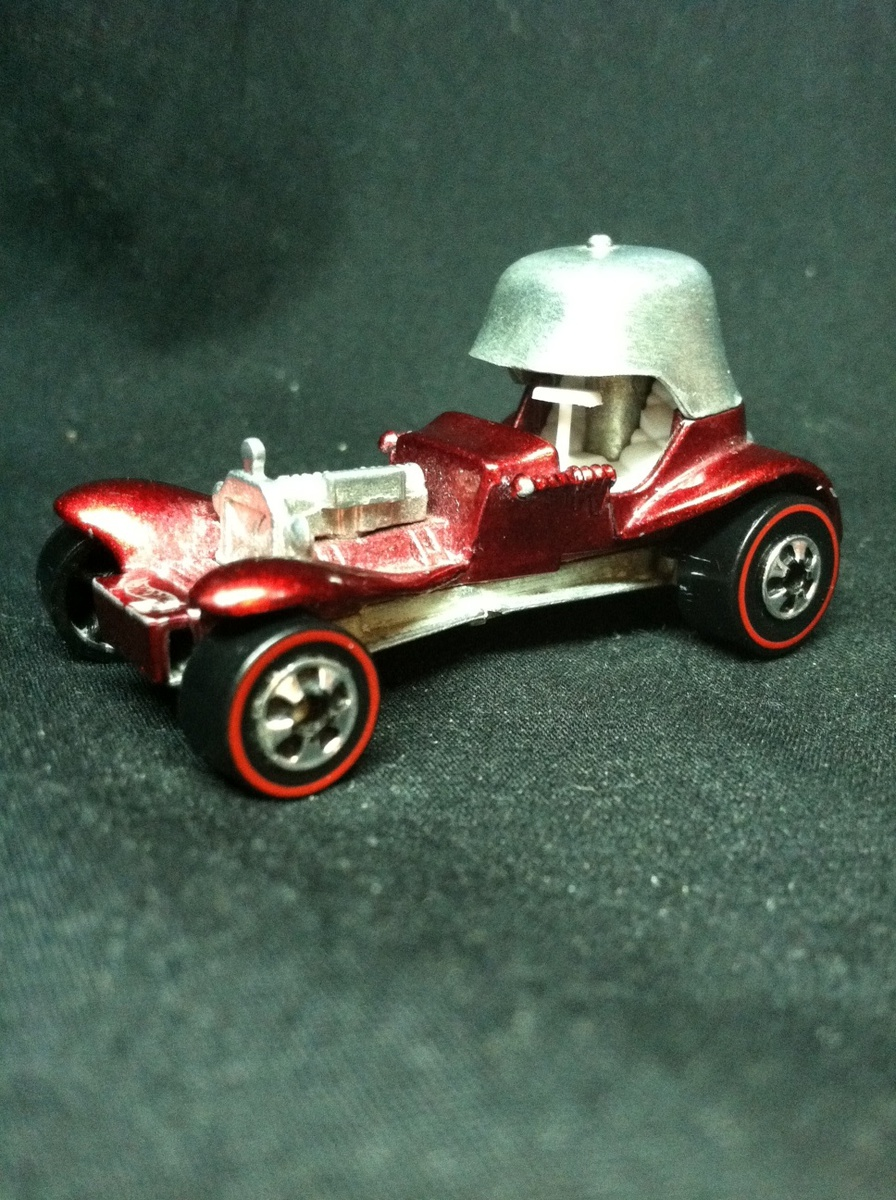 May have a rare Hot Wheel Item, 1970 Vintage Hot Wheel Red Baron ...