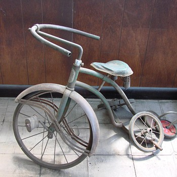 Siebert & Hedstrom Tricycles...any value??