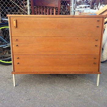 Mid century dresser  - Mid-Century Modern