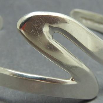 Women's Bracelet - Mexican Silver 930 - Fine Jewelry