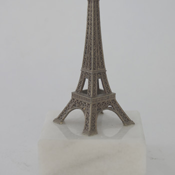 Eiffel Tower Souvenir Model - Advertising