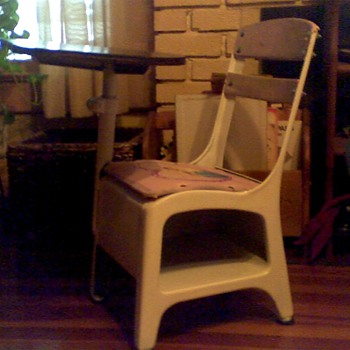 After clean up---- - Furniture