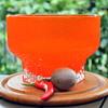 Orangeade glass