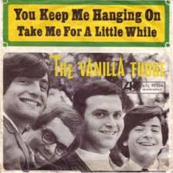 The four Vanilla fudges