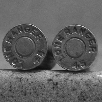 Lone Ranger Bullets - Toys