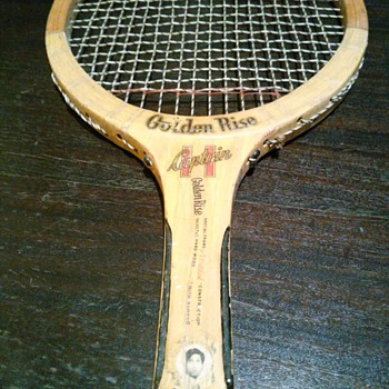 Vintage very rare racket - Sporting Goods