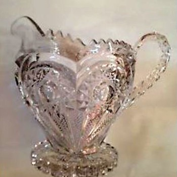 My Favorite Zippered Heart Piece - The Water Pitcher - Glassware