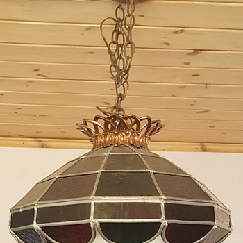 Hanging lamp from Thomas Ind. - Lamps