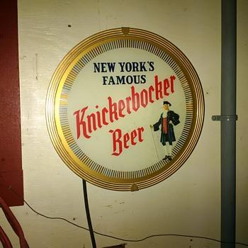 one of my favorite beer signs