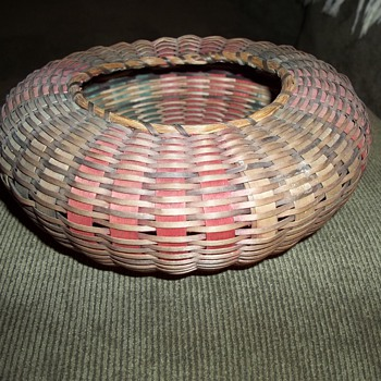 Urchin Basket without lid - Native American