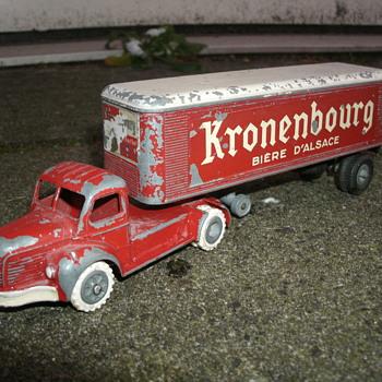 Berliet truck - Model Cars