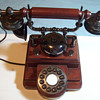 Spirit of St. Louis Antique Telephone Replica Model 541.047 Tabletop Phone