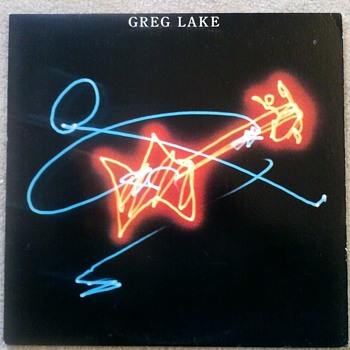 Greg Lake - ELP - R.I.P. - Records