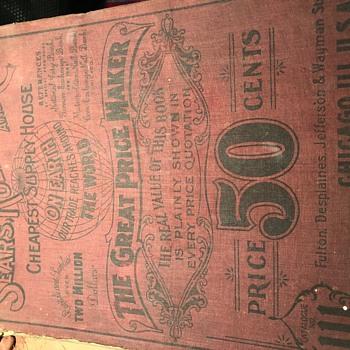 Sears Catalog 111 - Paper