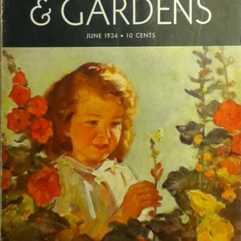 Better Homes & Gardens - June 1934 - Paper