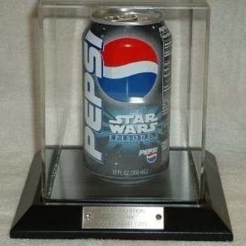 "Pepsi ""Destiny"" Star Wars Can"