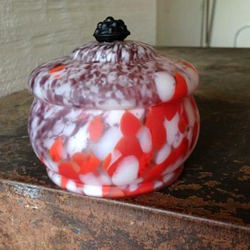 Italian or Czech? - Art Glass