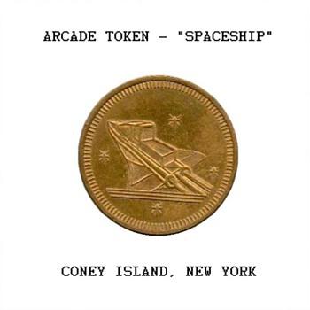Arcade Token - Coney Island, NY - US Coins