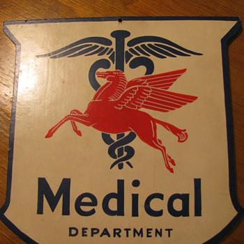 Mobil Medical - Petroliana