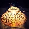 huge pendant lamp