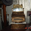 National Cash Register... Model 130...With Top Sign...From 1896
